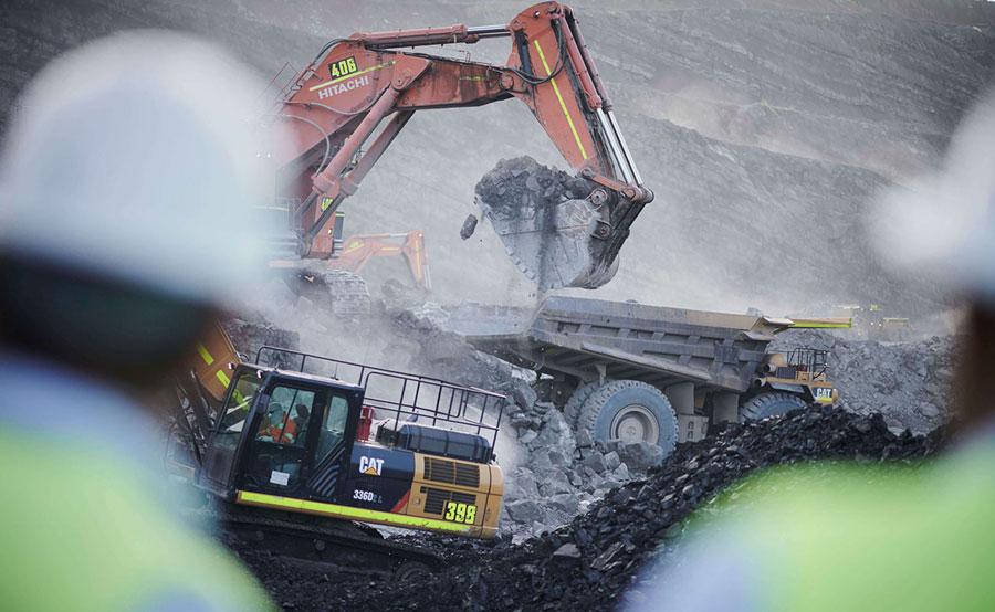 Uno de los grandes problemas que deja la minería es en lo ambiental y social.